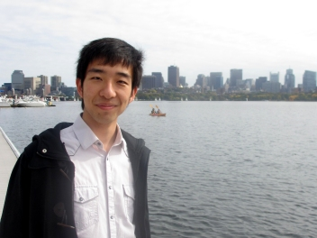 Hunter Zhao is a first-year doctoral student in the aerospace engineering program at MIT.