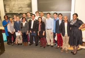 A total of 21 seniors graduated SEED Academy. Many are attending top schools, including Harvard, MIT, Dartmouth and Brown University.