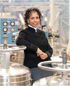 Dr. Aprille Ericcson, a 1980 alumnae of MITES, is Deputy to the Chief Technologist at NASA's Goddard Space Flight Center.